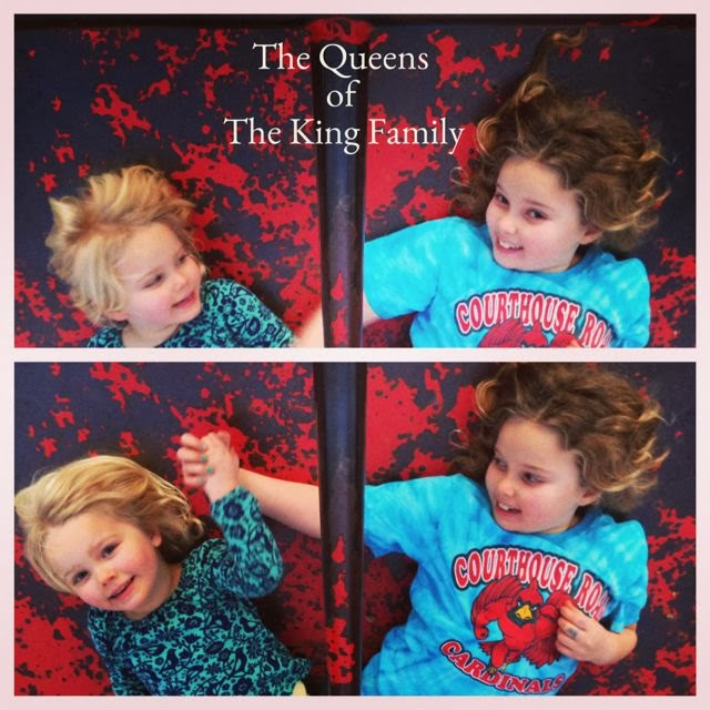 The Queens of the King Family