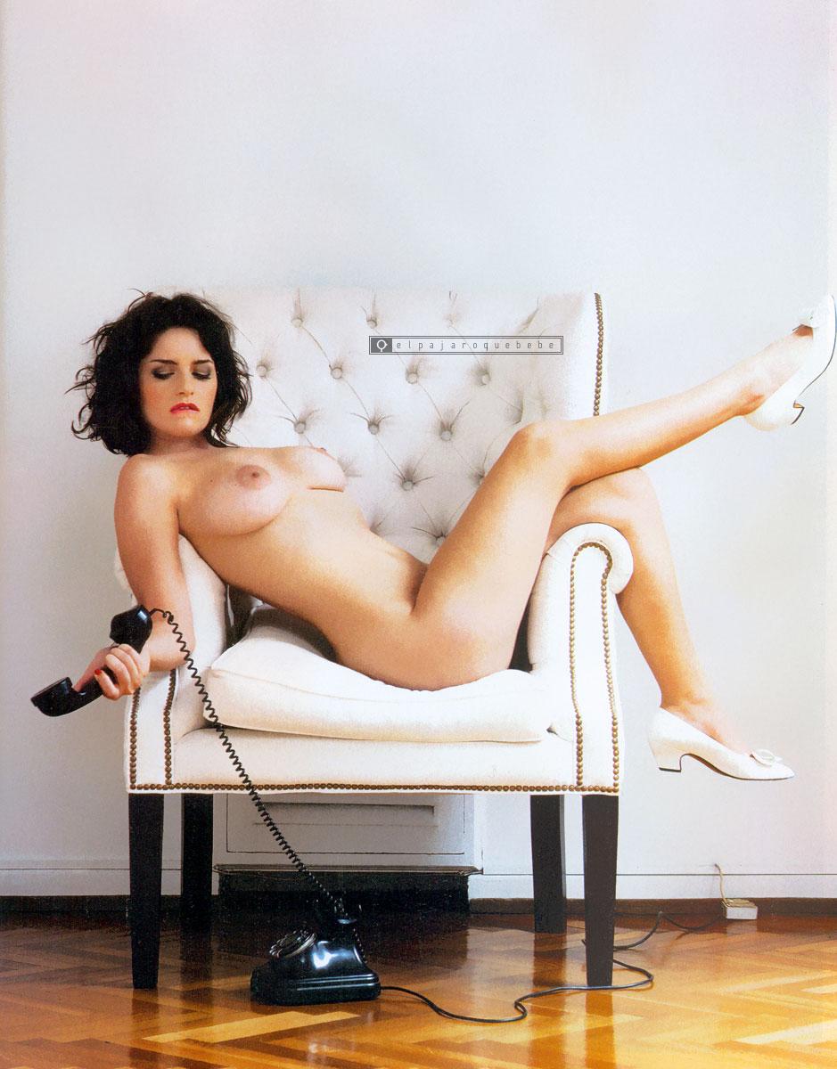 Romina Ricci Hot Desnuda