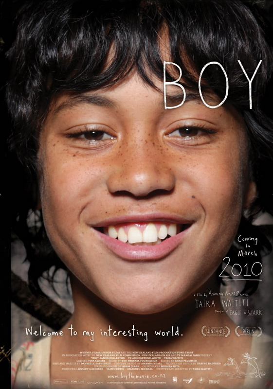 boy by taika waititi Boy is a 2010 new zealand coming-of-age comedy-drama film written and directed by taika waititi the film stars james rolleston, waititi, te aho aho eketone-whitu.
