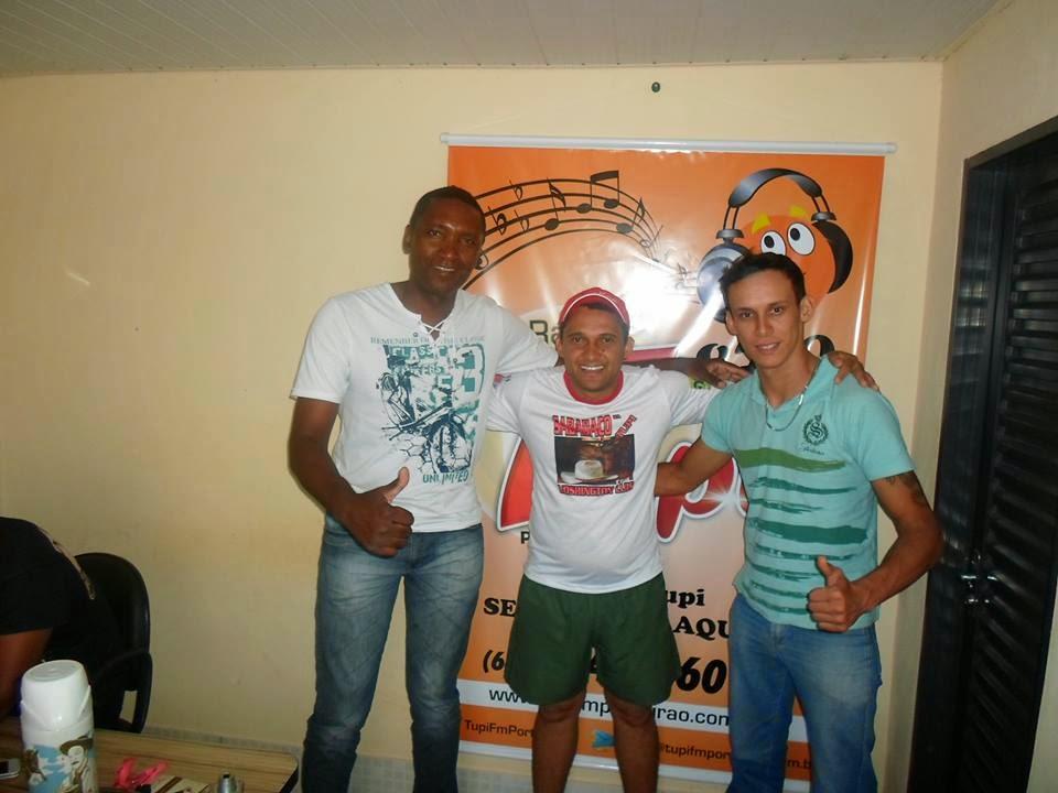 Radio Tupy FM Porteirão - Goiás