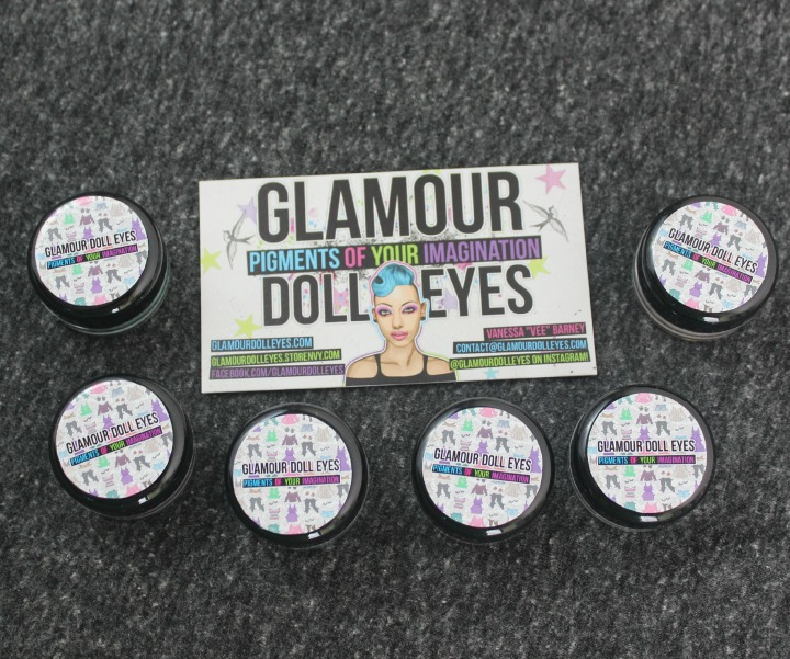 Glamour Doll Eyes Paper Runway Collection GDE