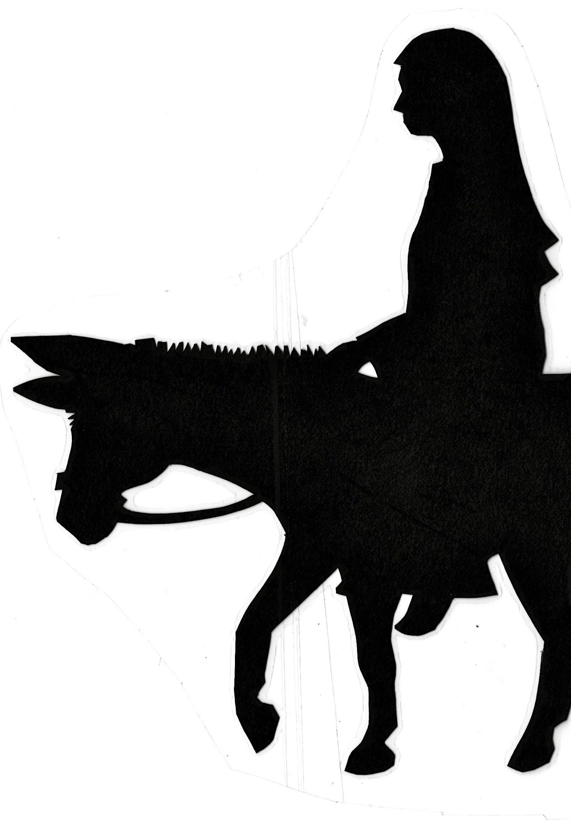 Foxes Ridge: Christmas Story Shadow Puppets