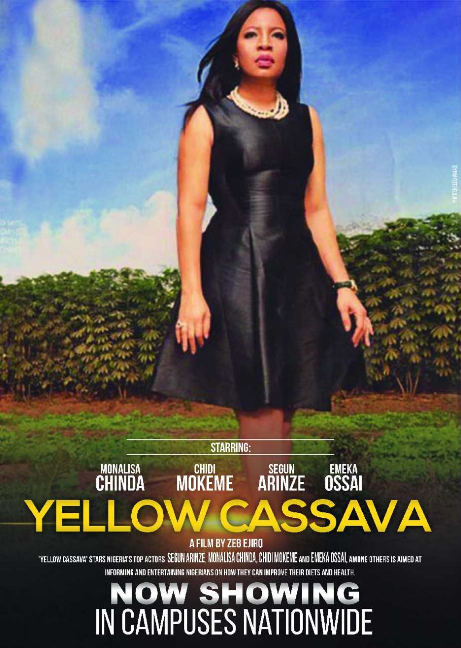 "THE MOVIE ""YELLOW CASSAVA"""
