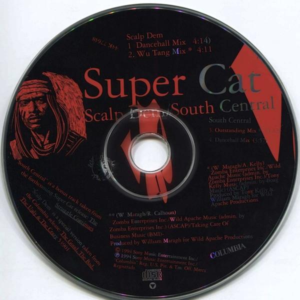 Super Cat - Scalp Dem - Kutchie Cup
