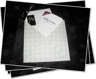 Spa Ely envelope