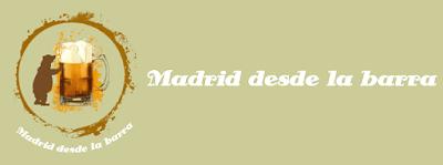 Madrid desde la barra