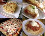 Pizza / paste