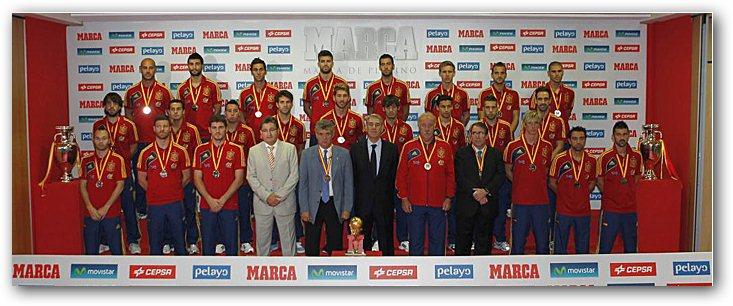 Rankig mundial de Selecciones FIFA – Septiembre 2012
