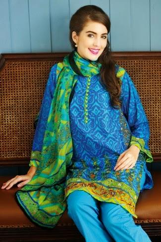 Al karam fabrics 2015
