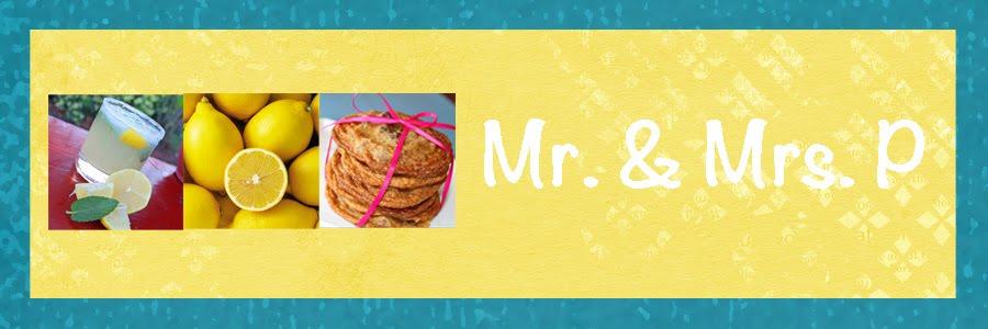 Mr. & Mrs. P