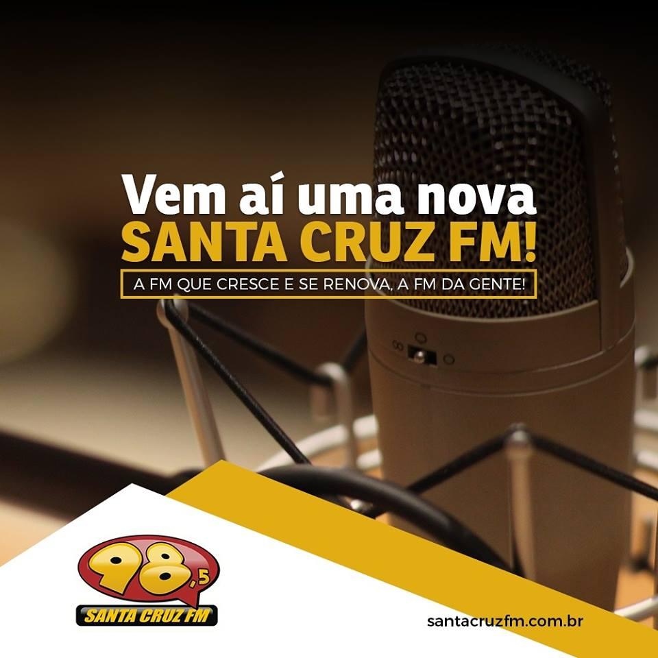 UMA NOVA SANTA CRUZ FM