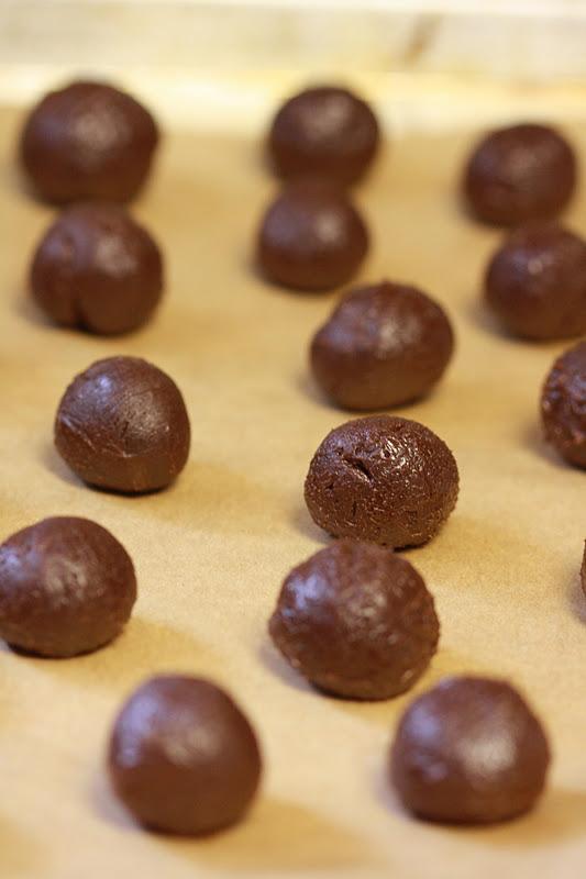 Verbena Pastries: #25. Dark Rum-Espresso Truffles