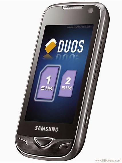 Samsung B7722 Flash Files or Firmwares