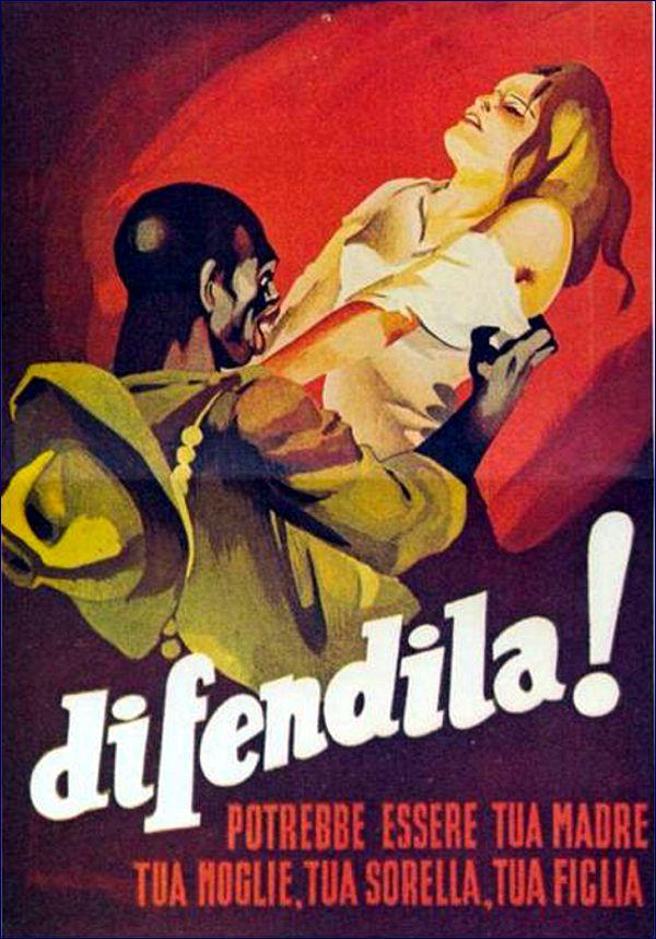 Italian WWII Propaganda Posters