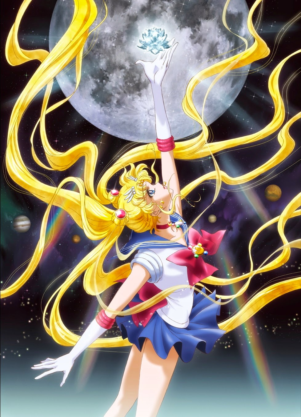Bishoujo Senshi Sailor Moon Crystal 2014