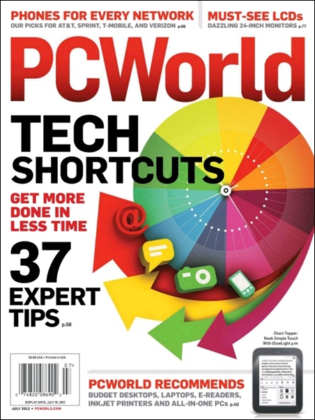 PC World Magazine USA - July 2012