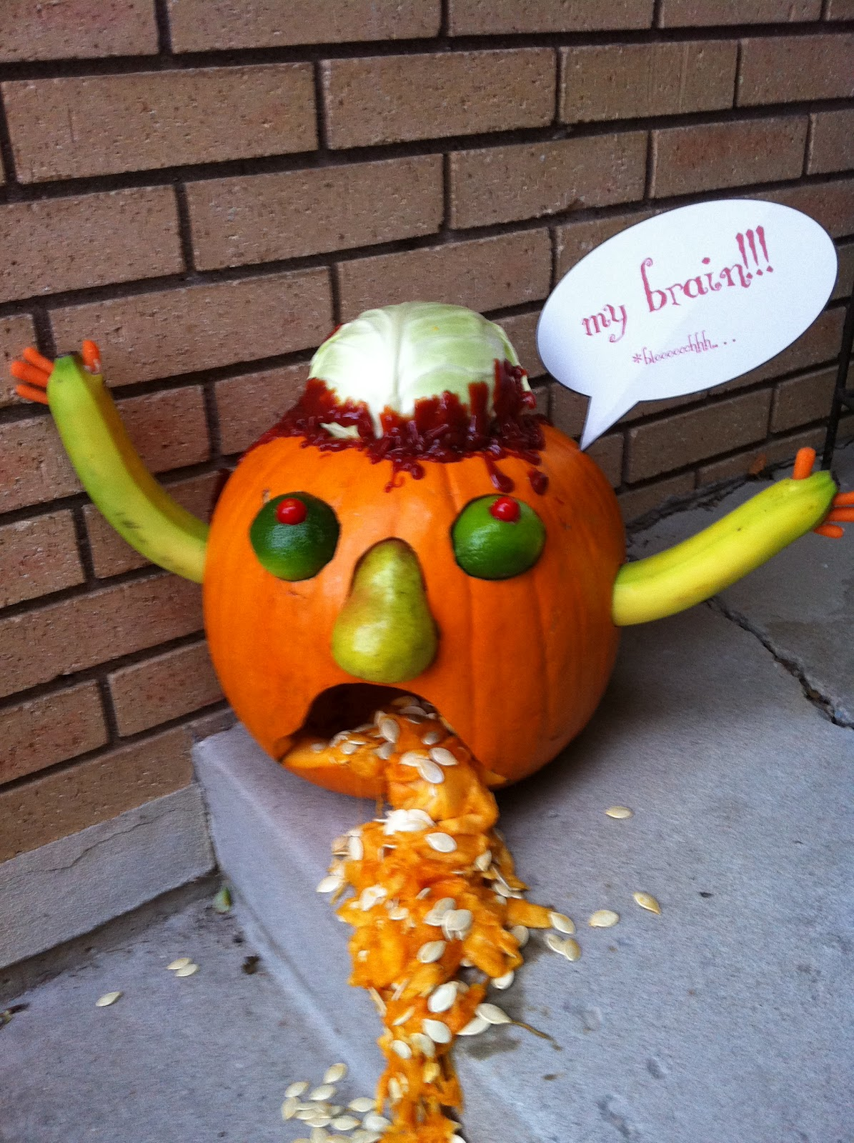 The Gallery For Pumpkin Decorating Ideas Kids No Carving