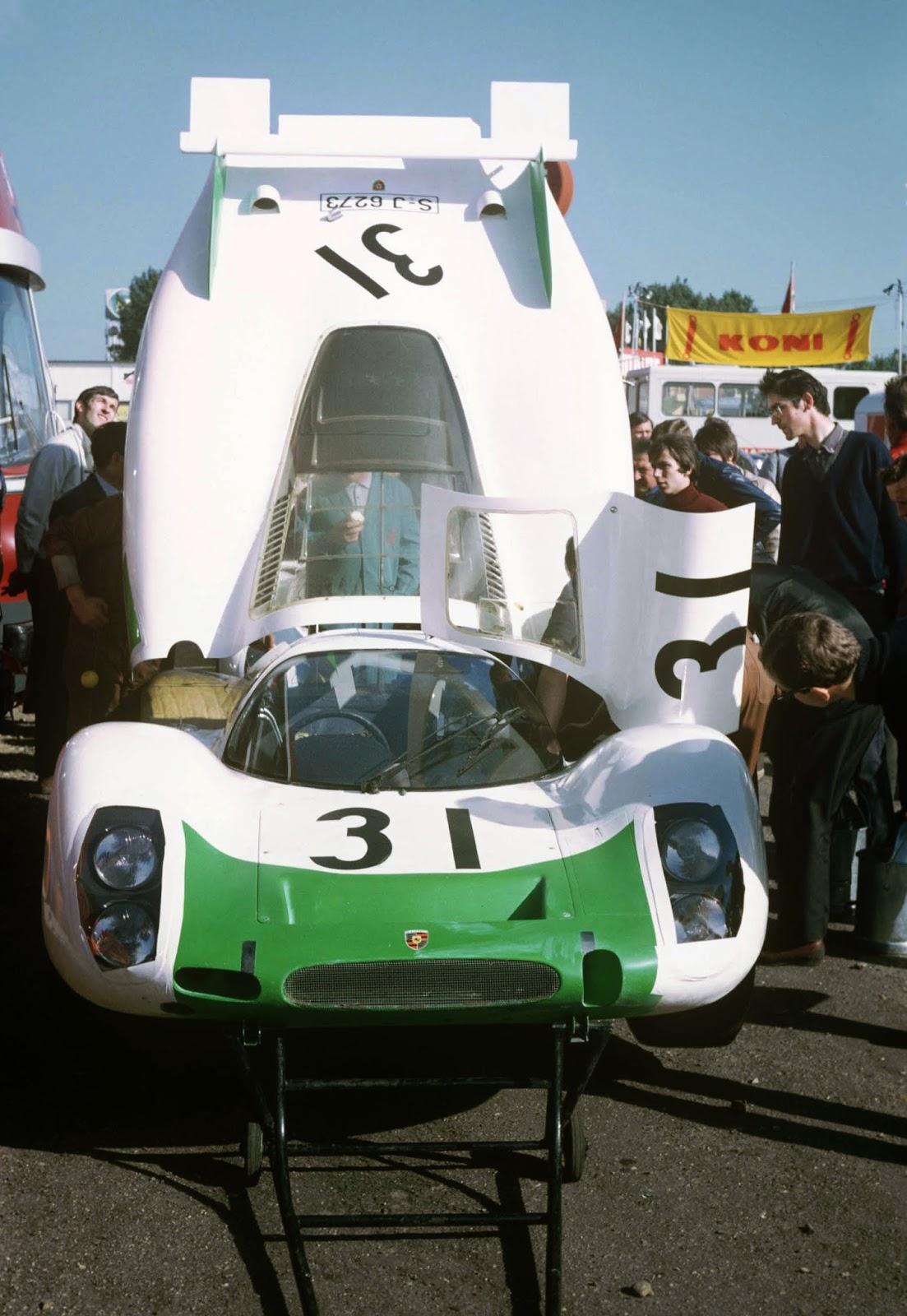 1968 - Porsche 908 LH