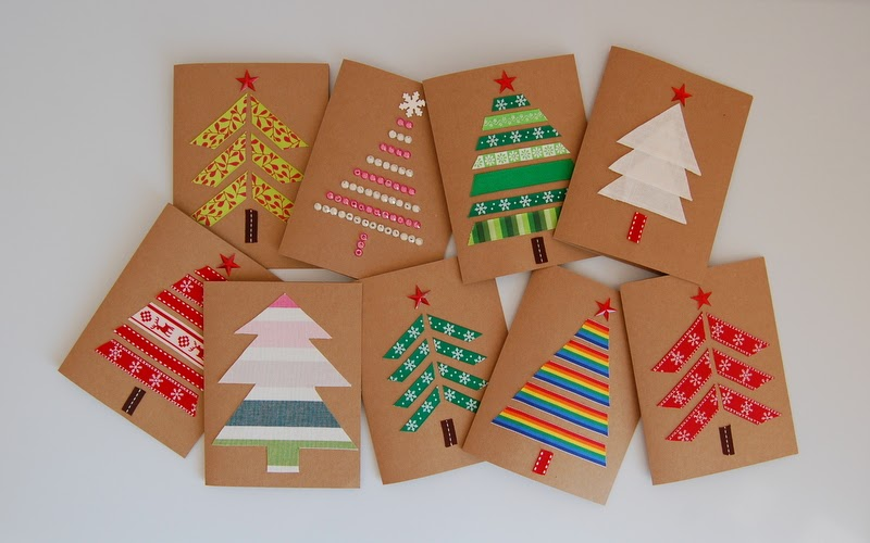 Make Your Own Christmas Cards Ideas Part - 37: I Always Find Handmade Personalized Cards Lovely - A Keep Sake - Why Not Make  Your Own This Christmas - Here Are A Few Ideas To Get You Started -