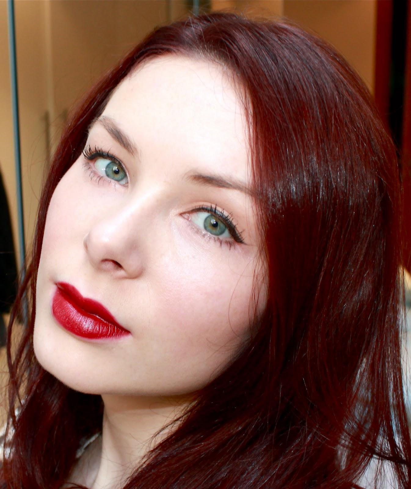 Superhero Hair Live Color Xxl Cool Scarlet Natalyas Beauty Blog