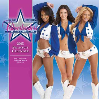 2013 Dallas Cowboys Cheerleaders Swimsuit Calendar