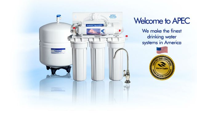 Reverse Osmosis Drinking Water Systems by FreeDrinkingWater.com