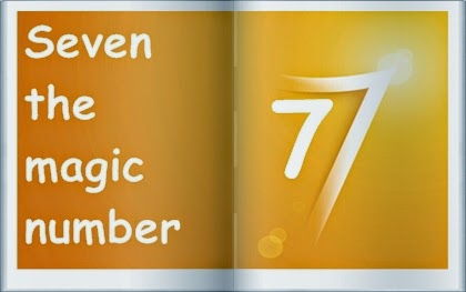 7 the magic number