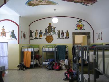 Albergue Samos