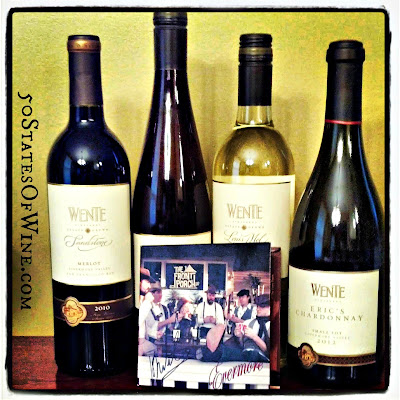 Wente Vineyards Front Porch Music Series