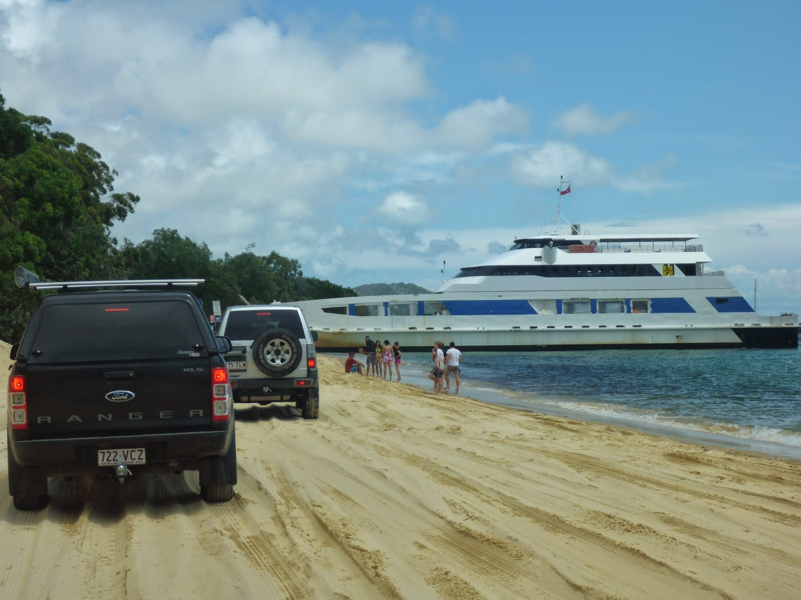 Cheap Moreton Island Ferry