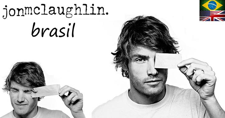 Jon McLaughlin Brasil