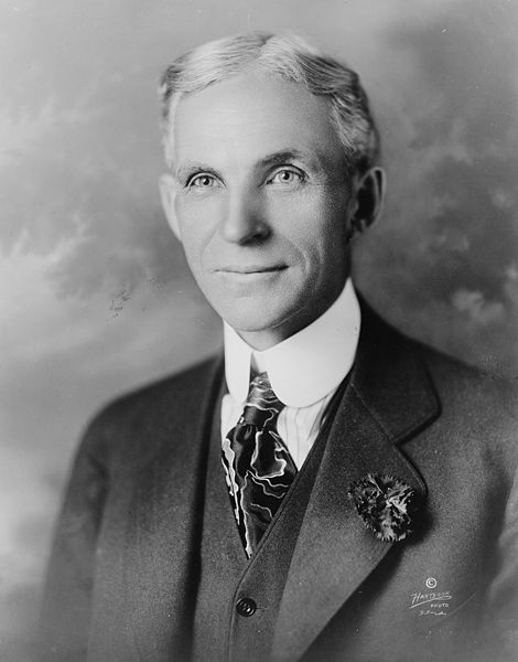 Henry Ford 1919