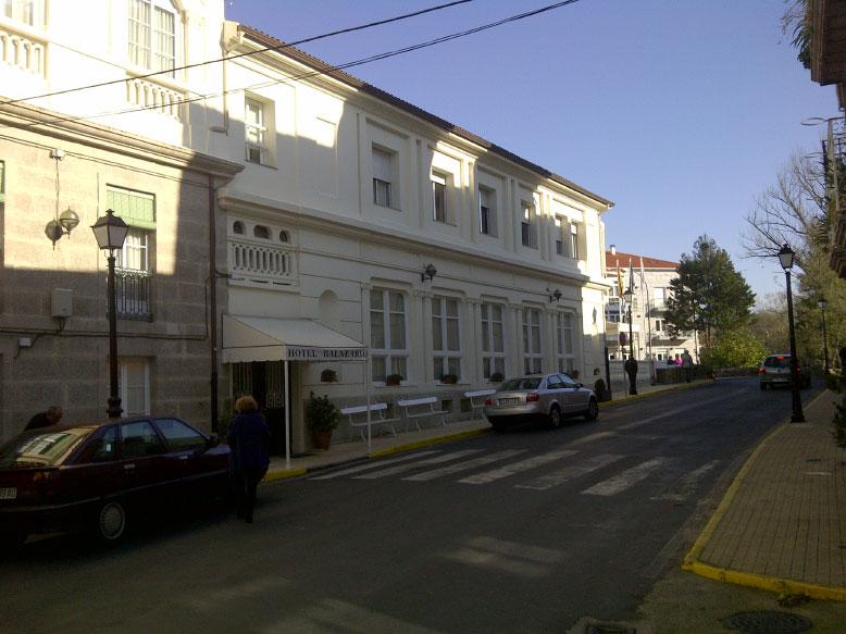 Liceo de ourense visita cultural terras de ambia ba os de molgas os milagros maceda - Banos de molgas ...