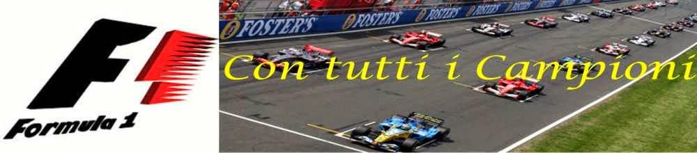 Tutti i Campioni di Formula uno