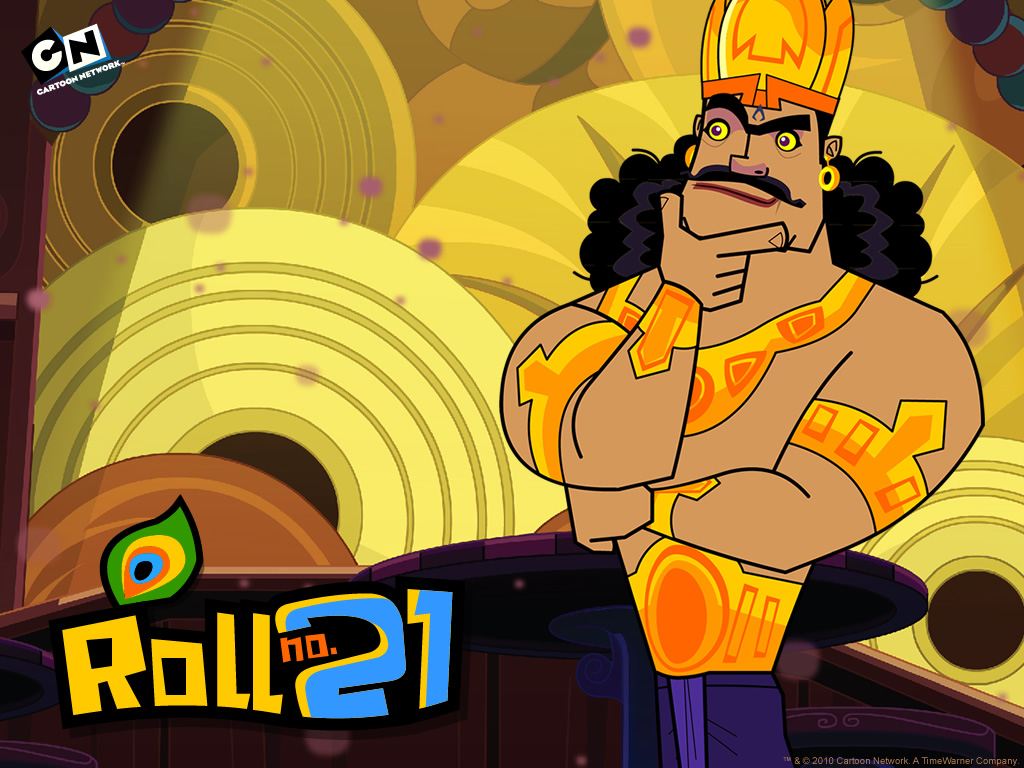 Life Of Art Art Direction For Roll 21 Cartoon Network India