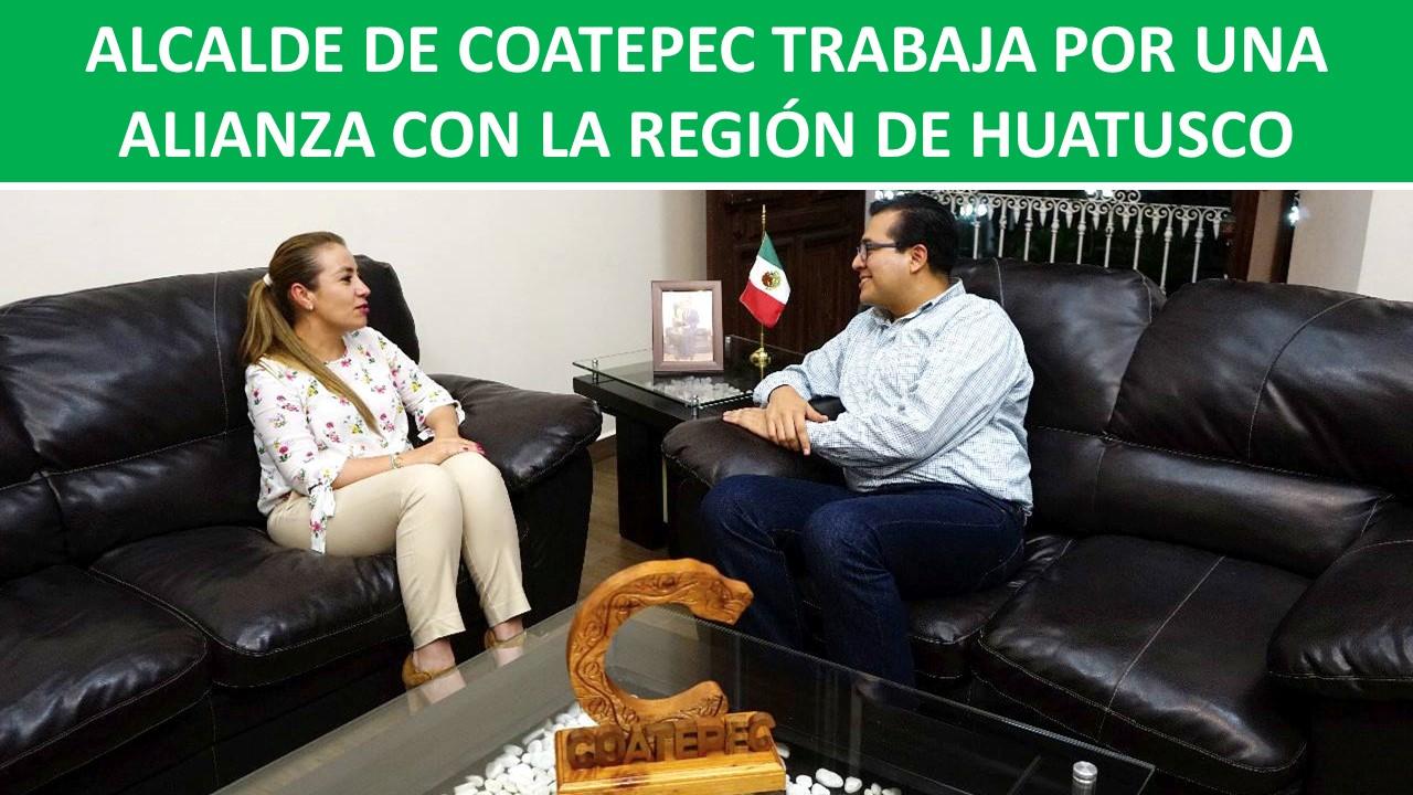 UNA ALIANZA CON LA REGIÓN DE HUATUSCO