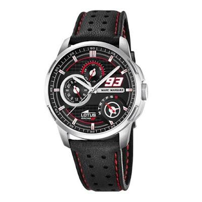 Reloj Lotus colección Marc Márquez