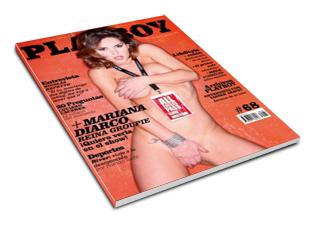 Revista Playboy Argentina Agosto 2011