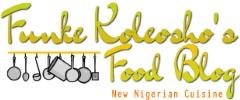 Funke Koleosho's New Nigerian Cuisine