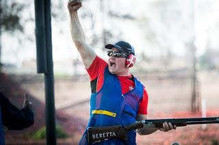 Jasper Hansen - Dinamarca - Skeet - Campeonato Mundial ISSF de Tiro ao Prato Olímpico - Foto: Divulgação/ISSF