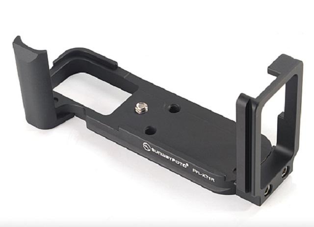 Sunwayfoto PFL-XT1R L Plate with Grip overview