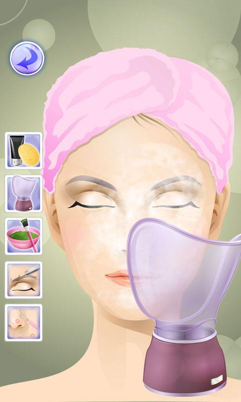 Makeup Spa Girls Games for Android Free Download : Android Mobile Apps