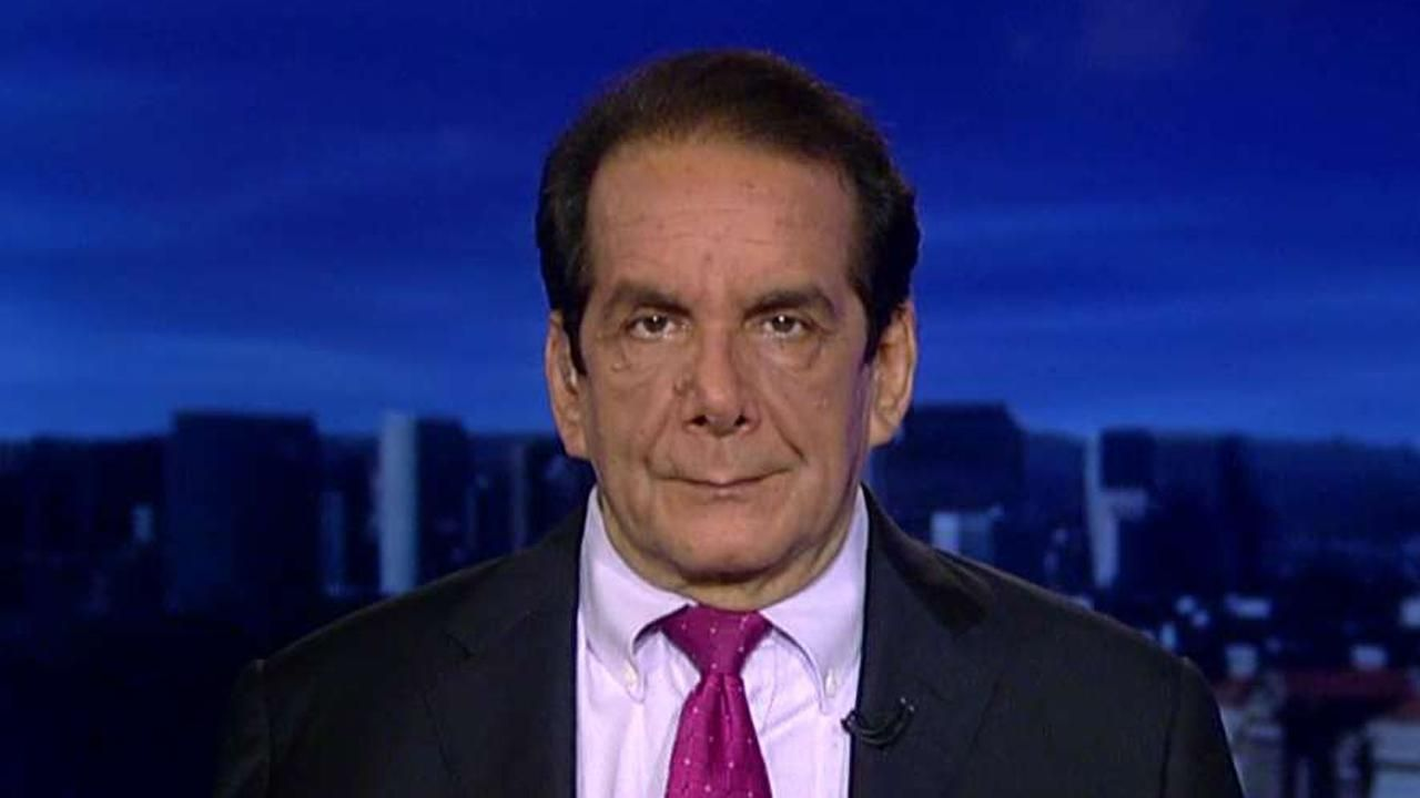 CHARLES KRAUTHAMMER IS DEAD: RIP.