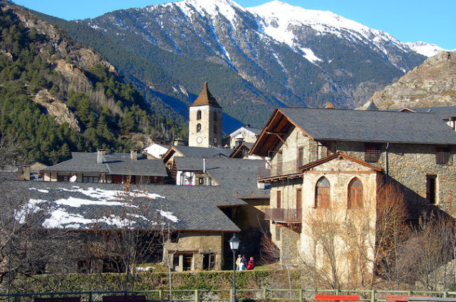 Country that Drinks the Second Most Wine - Andorra