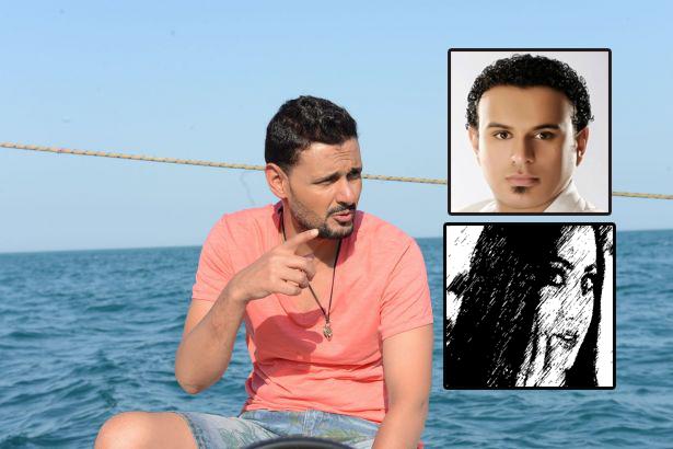 السبب الحقيقي لمنع عرض حلقة صافيناز و محمود الليثي في برنامج رامز قرش البحر