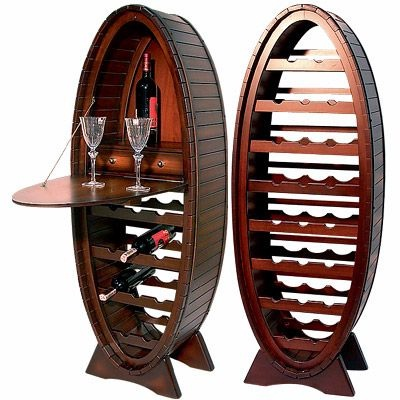23 estantes y muebles para vinos y otros licores bar en casa popular home interior - Estantes para vinos ...