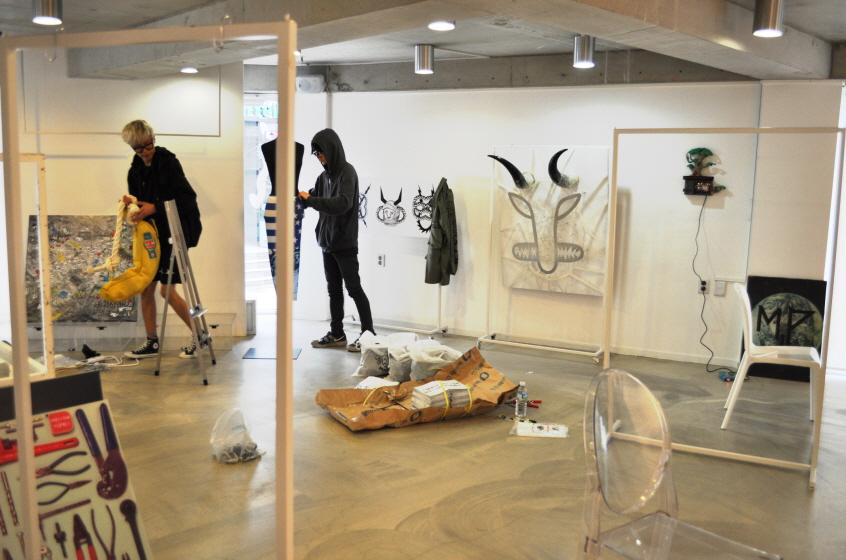 D Xl Exhibition : Kwin concept shop news