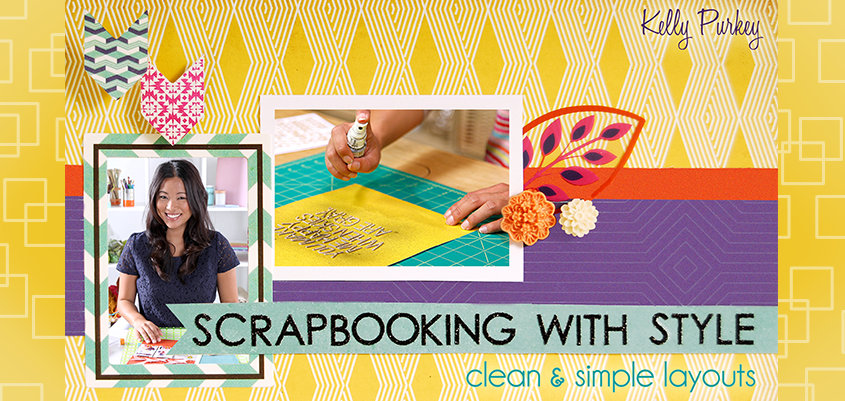 Great New Scrapbook Class