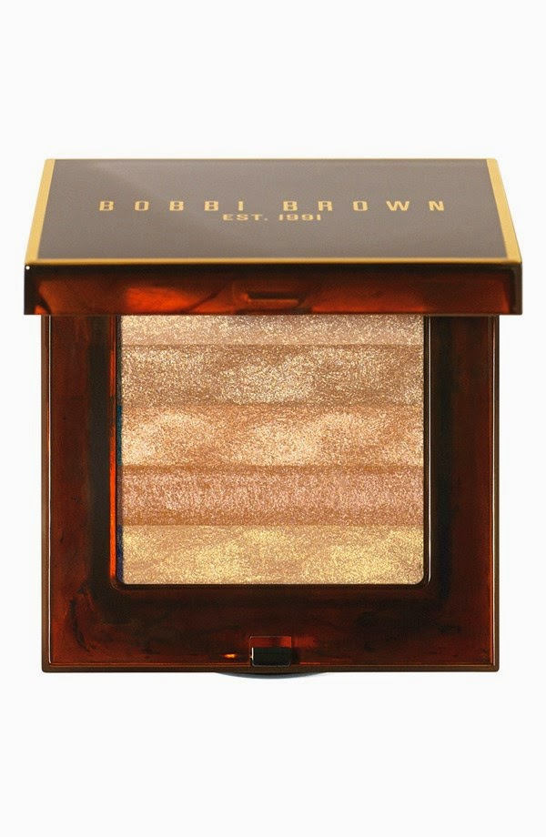 Bobbie Brown 'Copper Diamond' Shimmer Brick