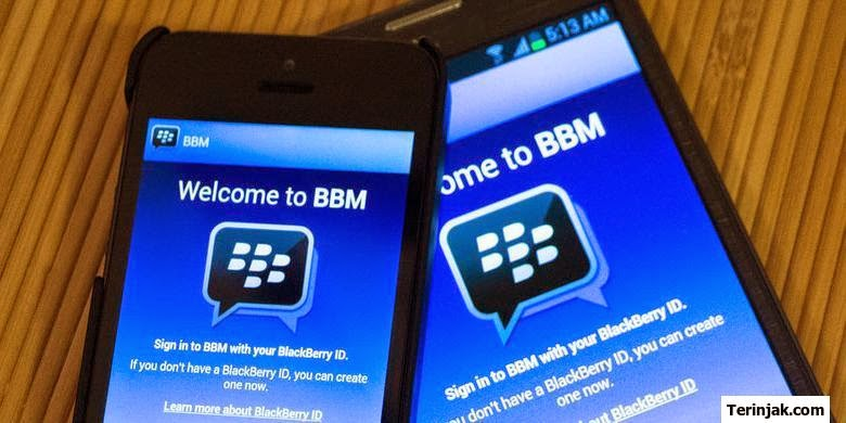 Cara Install 2 Aplikasi BBM di Android